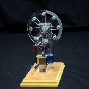 Solenoid Engine - Acrylic - Electronic