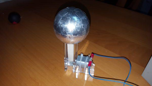 Mini Van De Graaff generator