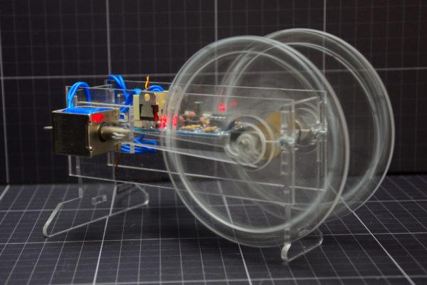 Solenoid Engine Twin